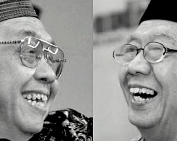Gus Dur dan Gus Sholah: Kakak-Adik yang Saling Silang Pendapat Tentang Agama dan Negara