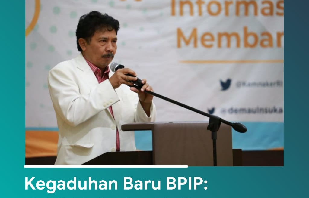 Kegaduhan Baru BPIP: Kritik Terhadap Yudian