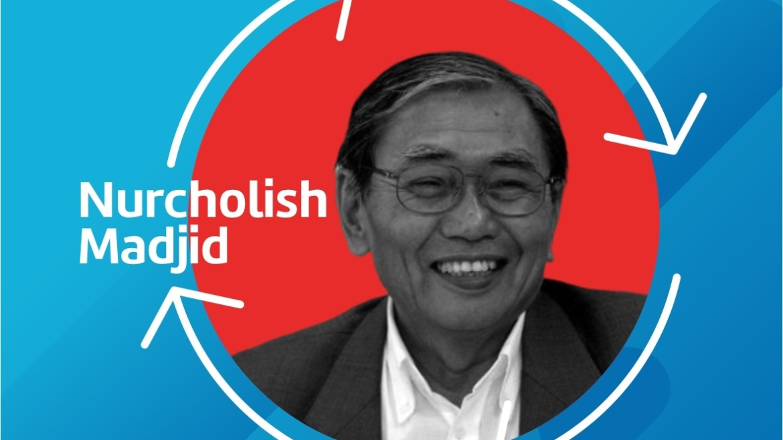 Nurcholish Madjid, Martir Pembaharu Islam, Ketua Umum PB HMI